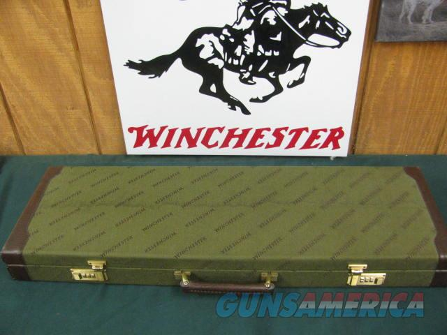 6875 Winchester QUAIL SPECIAL 101 20 gauge 26 inch barrels, 2sk 2ic 2m f wrench,bird dog/quail engraved coin silver receiver,Winchester pad, all original 99% condition.AAA+fancy walnut.only 500 made, this is #189. Winchester cased.ejectors,  Guns > Shotguns > Winchester Shotguns - Modern > O/U > Hunting