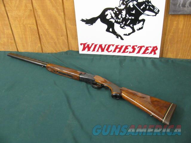 6292 Winchester 101 field 20 gauge 2 3/4 & 3 inch chambers, 26 inch barrel, skeet/skeet, pistol grip, sling swivels front red bead, Whiteline pad, 14 1/2 lop, A+ Fancy Walnut. 97-98% condition, opens and closes tite, bores brite and shiny.  Guns > Shotguns > Winchester Shotguns - Modern > O/U > Hunting