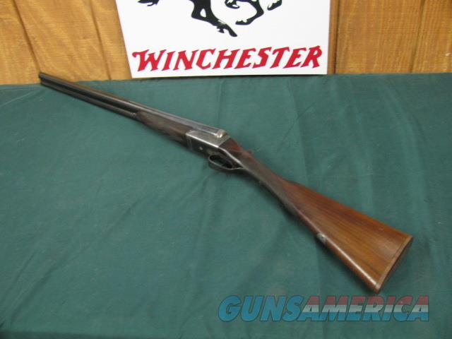 5832 Joseph Lang 12ga 25bls  LONDON one of a pair  Guns > Shotguns > Holland & Holland  Shotguns