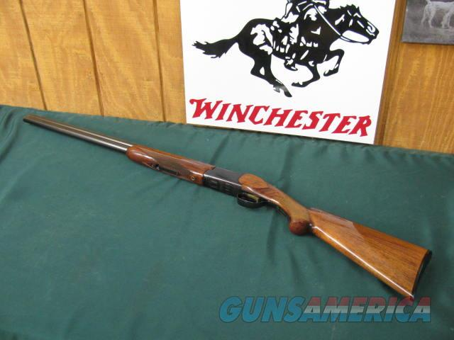 6269 Charles Daly 101, like Winchester 101, 20 gauge 28 inch barrels 3 inch chambers mod/full, pistol grip, ejectors, single select trigger,  butt plate, made in 1970s by B C Miroku,like winchester, opens and closes tite, 98% condition or b  Guns > Shotguns > Charles Daly Shotguns > Over/Under