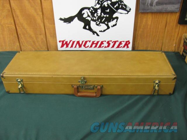6567 Winchester 23 Light Duck 20 gauge 28 INCH BARRELS, 2 3/4 & 3 inch chambers, 98% condition, 5 BRILEY CHOKES AND WRENCH 2 skeet im, mod full, Winchester case, Winchester butt pad, solid rib, single select trigger, ejectors, pistol grip w  Guns > Shotguns > Winchester Shotguns - Modern > SxS