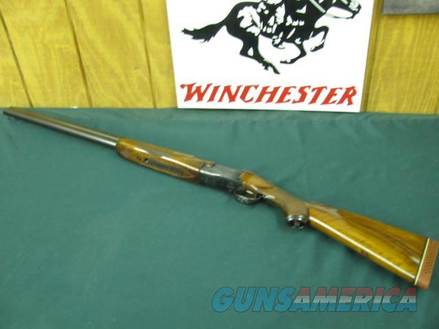 6170 Winchester 101 Field 12 ga 30 inch barrels im/f,RED W, 1st 3 years mfg. 2 3/4 chambers, field grade all original, 98-99% condition. like new time capsule survivor.  Guns > Shotguns > Winchester Shotguns - Modern > O/U > Hunting