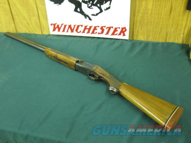 6149 Winchester 101 Field 12 gauge 30 INCH BARRELS FULL AND FULL CHOKE RARE AND HARD TO FIND.vent rib ejectors, Winchester pad, all original,molychrombiUm barrels,THIS CONFIGURATION IS HARD TO FIND.96-97% CONDITION bores are brite and shiny  Guns > Shotguns > Winchester Shotguns - Modern > O/U > Hunting