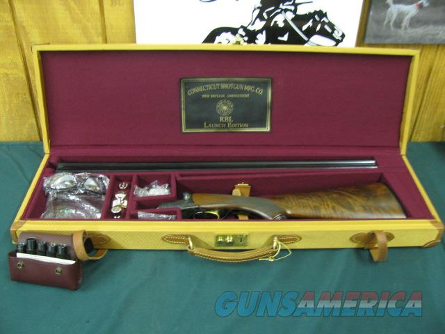 6033 CSM RBL 20ga 28ga 5cks AAA Exhibition Walnut 99% CASED  Guns > Shotguns > Connecticut (Galazan) Shotguns