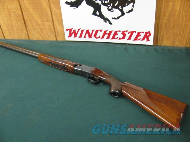 6283 Winchester 101 Field 20 gauge 28 inch barrels,mod/full, 2 3/4 & 3 inch chambers, Winchester butt plate, ejectors, vent rib, 99% condition, one of the highest condition ones i have ever had.  Guns > Shotguns > Winchester Shotguns - Modern > O/U > Hunting