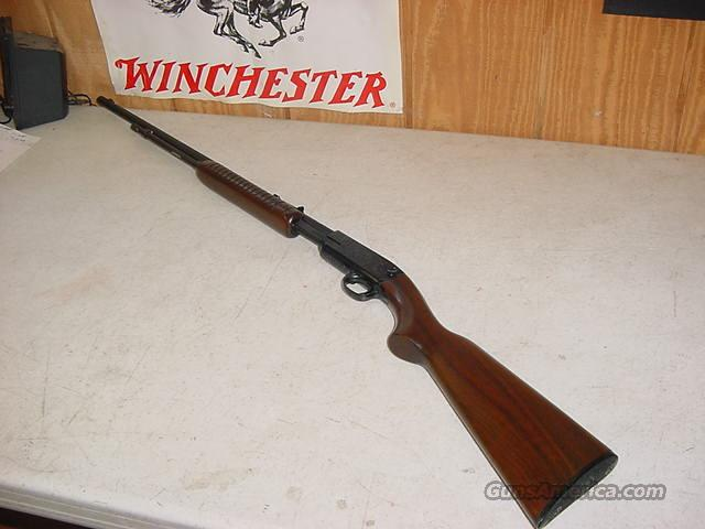 3814 Winchester Model 61 22 s l lr ENGRAVED 1959 MFG  Guns > Rifles > Winchester Rifles - Modern Pump