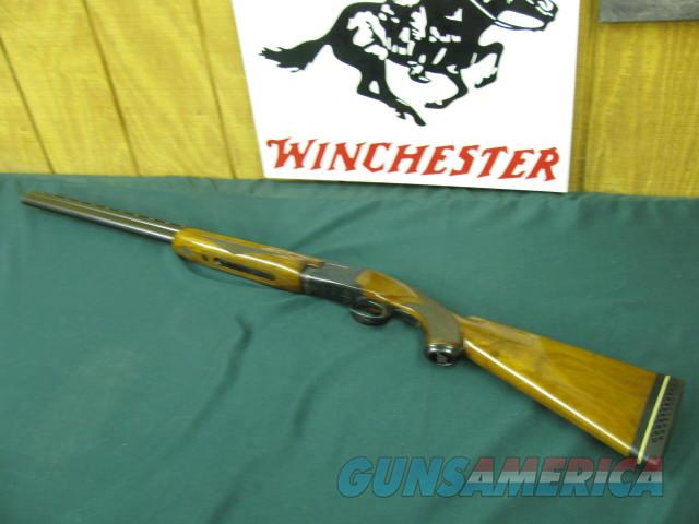 6145 Winchester 101 Field 20 gauge 27 inch barrels skeet/skeet, RED W, first 3 years of mfg.vent rib ejectors, bores brite and shiny, butt pad lop 14 1/2, opens and closes tite, seldom shot. 2 3/4 & 3 inch chambers.97 % condition  Guns > Shotguns > Winchester Shotguns - Modern > O/U > Hunting