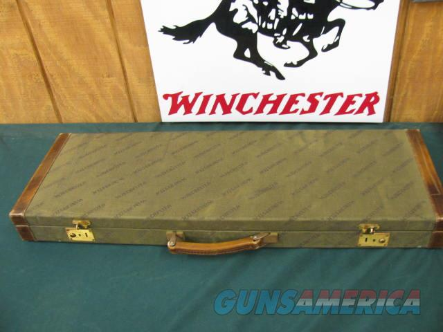 6194 Winchester 101 Grand European FEATHERWEIGHT 20gauge 26 inch barrels ic/mod, 6.3 poounds sp ecial diminutive featherweight frame gives it a very special featherweight feel.STRAIGHT GRIP, LOP IS FACTORY ORIGINAL AT 14, A++Fancy walnut in  Guns > Shotguns > Winchester Shotguns - Modern > O/U > Hunting