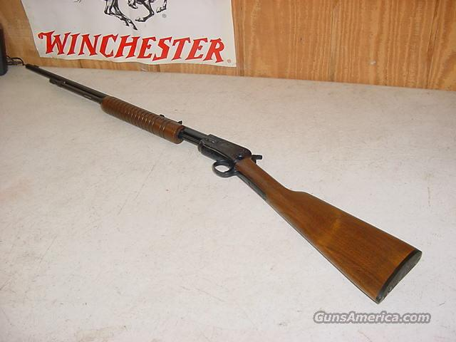 3818 Winchester Model 62 22 cal s l lr ENGRAVED 1941mfg  Guns > Rifles > Winchester Rifles - Modern Pump