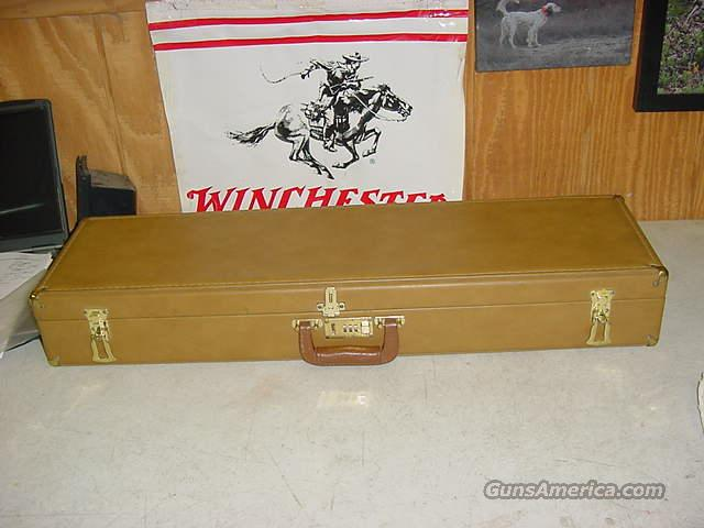 3857 Winchester model 101 or model 23  case 98-99%  Non-Guns > Gun Cases
