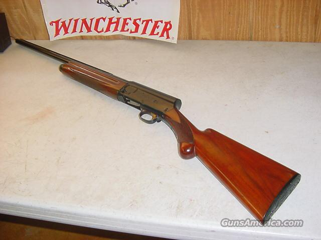 3589 Browning A 5 Sweetsixteen 1st year production 1953  Guns > Shotguns > Browning Shotguns > Autoloaders > Hunting