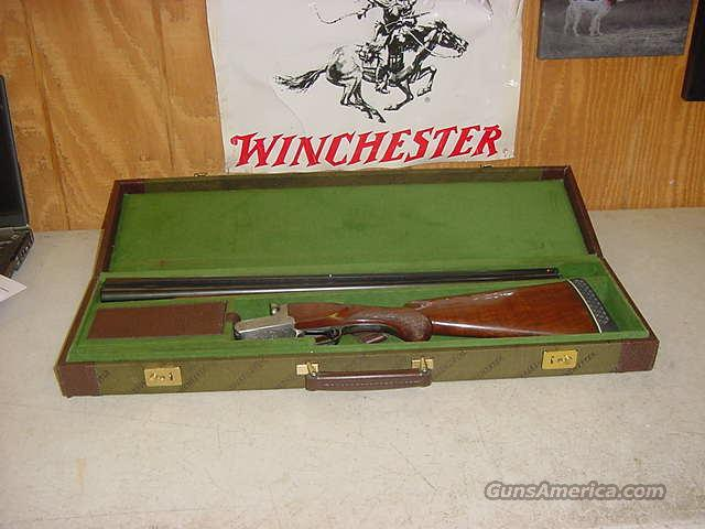 4332 Winchester Model 23 Pigeon XTR 20g 2Winchokes AAA+ Case 99%  Guns > Shotguns > Winchester Shotguns - Modern > SxS