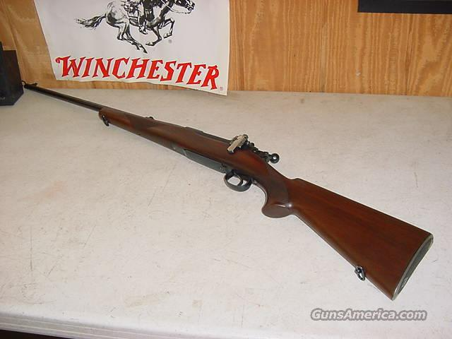 3773 Winchester Model 54 30GOVT06 1931 Nickel Steel  Guns > Rifles > Winchester Rifles - Modern Bolt/Auto/Single > Other Bolt Action