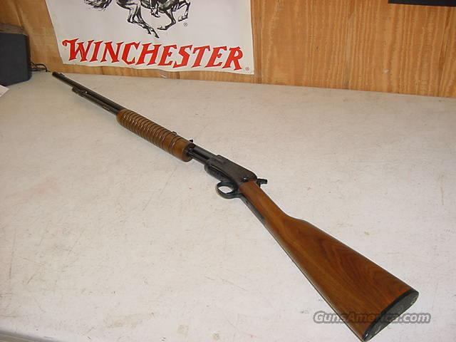 3819 Winchester Model 62 A 22 s l lr ENGRAVED MINT 1947  Guns > Rifles > Winchester Rifles - Modern Pump