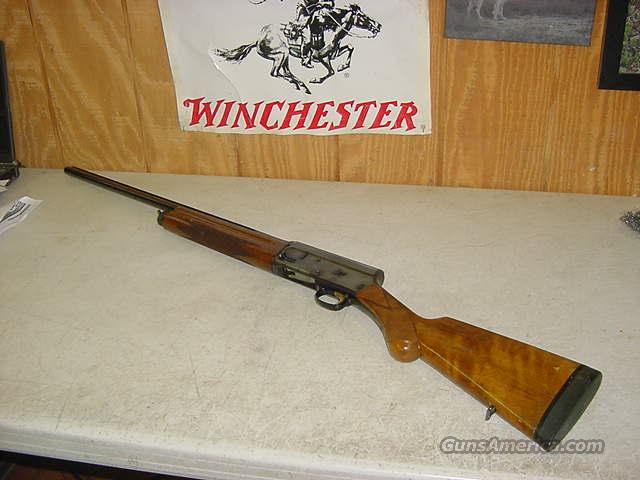 4367 Browning FN Belquim A5 20ga ic vr 1964  Guns > Shotguns > Browning Shotguns > Autoloaders > Hunting