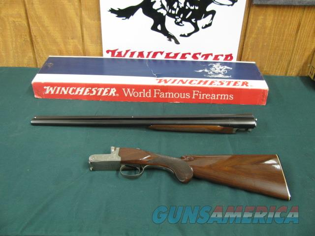 5148 Winchester 23 Pigeon XTR 20ga 26 bls ic/mod 98++% Winboxed  Guns > Shotguns > Winchester Shotguns - Modern > SxS