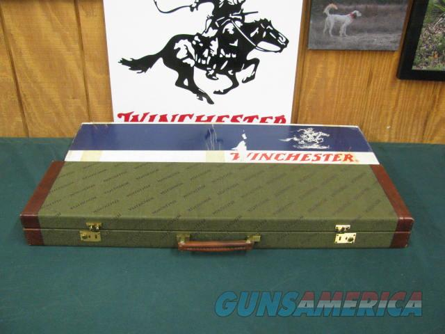 6799 Winchester 23 Pigeon XTR 20 gauge 26 inch barrel 2 3/4&3 inch chambers, round knob, ejectors, vent rib,beavertail forend, single select trigger, Winchester butt plate all original, 99% condition, Winchester case,Winchester box serializ  Guns > Shotguns > Winchester Shotguns - Modern > SxS