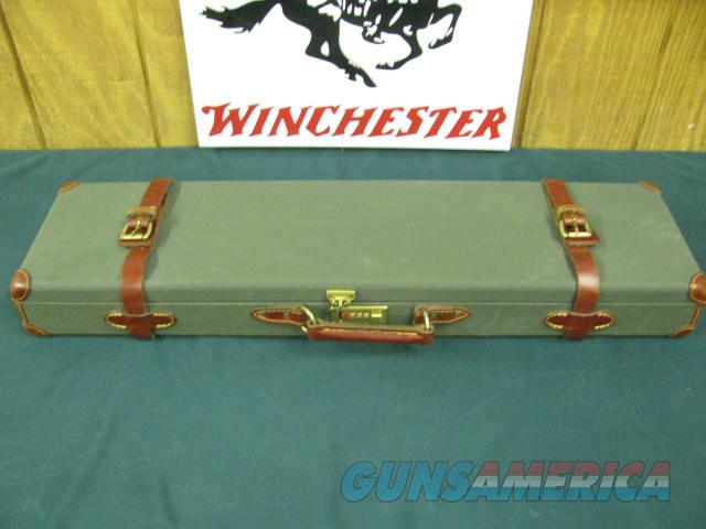 6774 Winchester 23 Pigeon XTR 20 gauge 28 inch barrels mod/full,3 inch chambers, ejectors, single select trigger round knob old english pad 14 lop, 98% excellent condition, opens/closes tite, bore brite/shiny, leather trimed case. beavertai  Guns > Shotguns > Winchester Shotguns - Modern > SxS