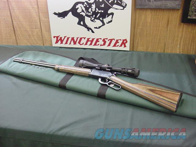 4996  Winchester 9422M    22 MAGNUM   3x9scope covers case 99%--PRICED TO SELL--  Guns > Rifles > Winchester Rifles - Modern Lever > Model 94 > Post-64