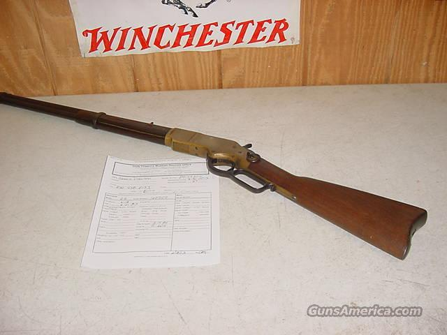 4135 Winchester 1866 Saddle Ring Carbine 44 RF  Guns > Rifles > Winchester Rifles - Pre-1899 Lever