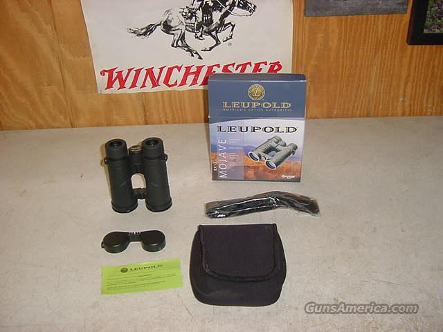 4280 Leupold Mojave Binos 10x42 NEW  Non-Guns > Scopes/Mounts/Rings & Optics > Non-Scope Optics > Binoculars