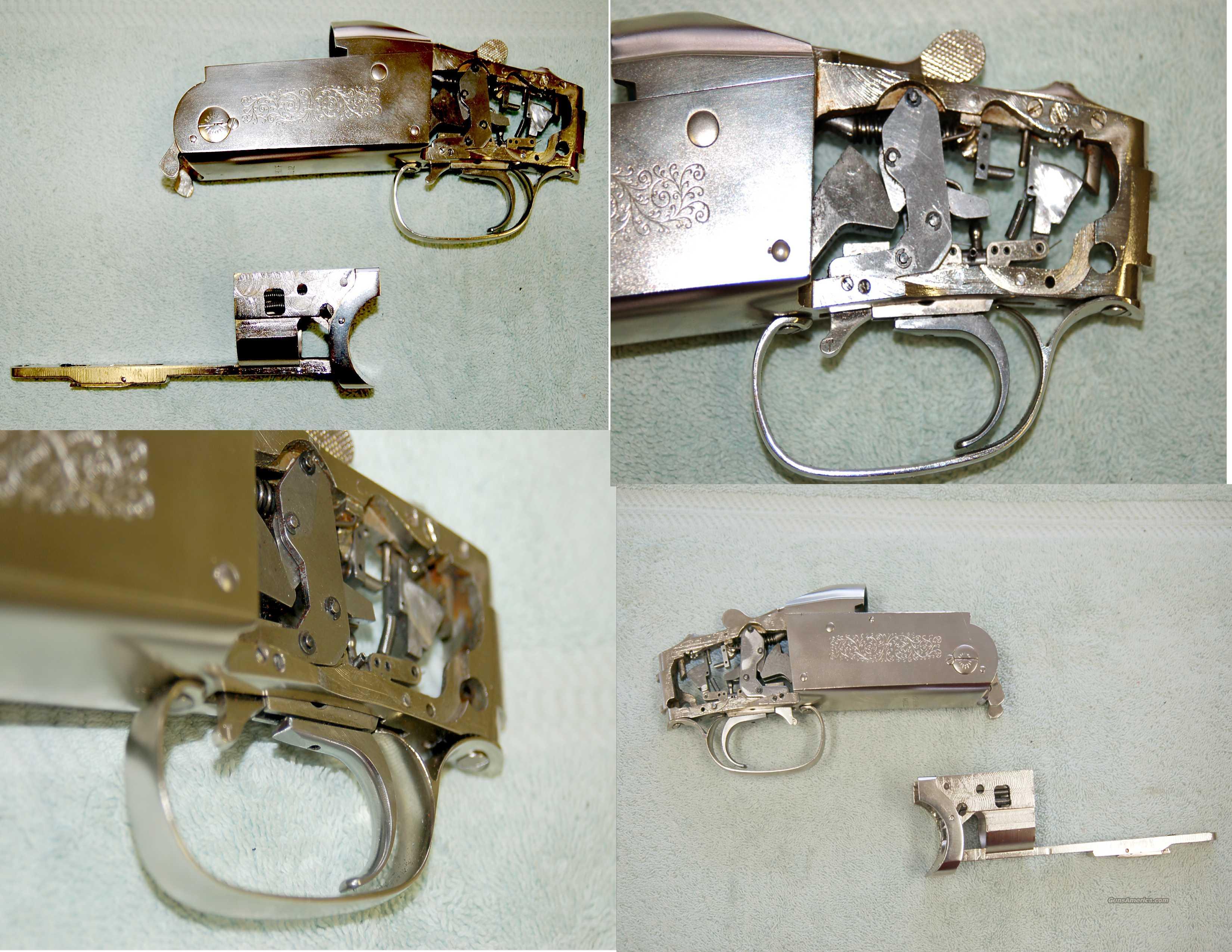 Krieghoff K32 Receiver and Forearm Guns > Shotguns > Krieghoff