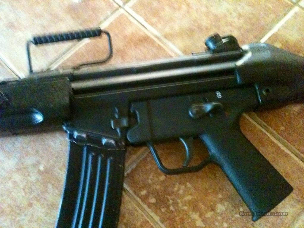 Century Arms C93 clone of the HK 93  Guns > Rifles > Century International Arms - Rifles > Rifles