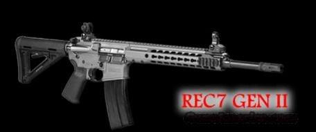 Barrett REC 7 Gen 2  Guns > Rifles > Barrett Rifles