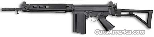 DSA  FAL SA58 CP CongoPara (side folding stock)  Guns > Rifles > DSA Rifles (DS Arms) > FAL type