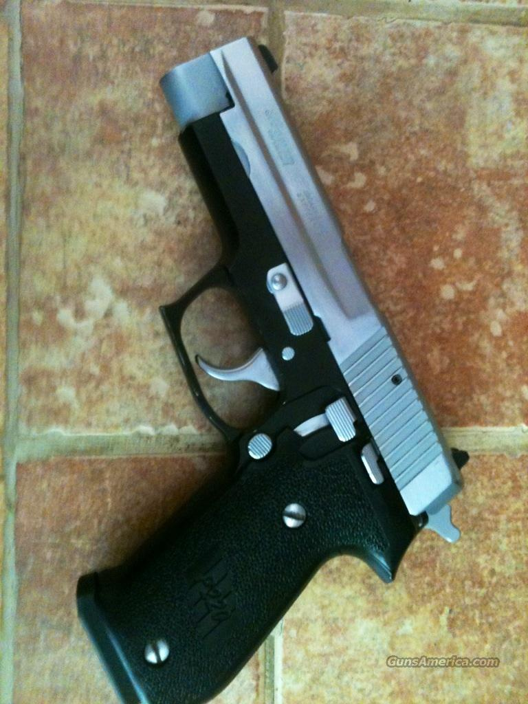 Sig 220 two tone (stainless steel accents   Guns > Pistols > Sig - Sauer/Sigarms Pistols > P220