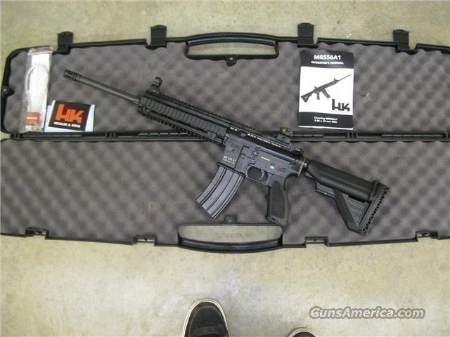 HK MR 556 A1/ hk416 New In Box  Guns > Rifles > Heckler & Koch Rifles > Tactical