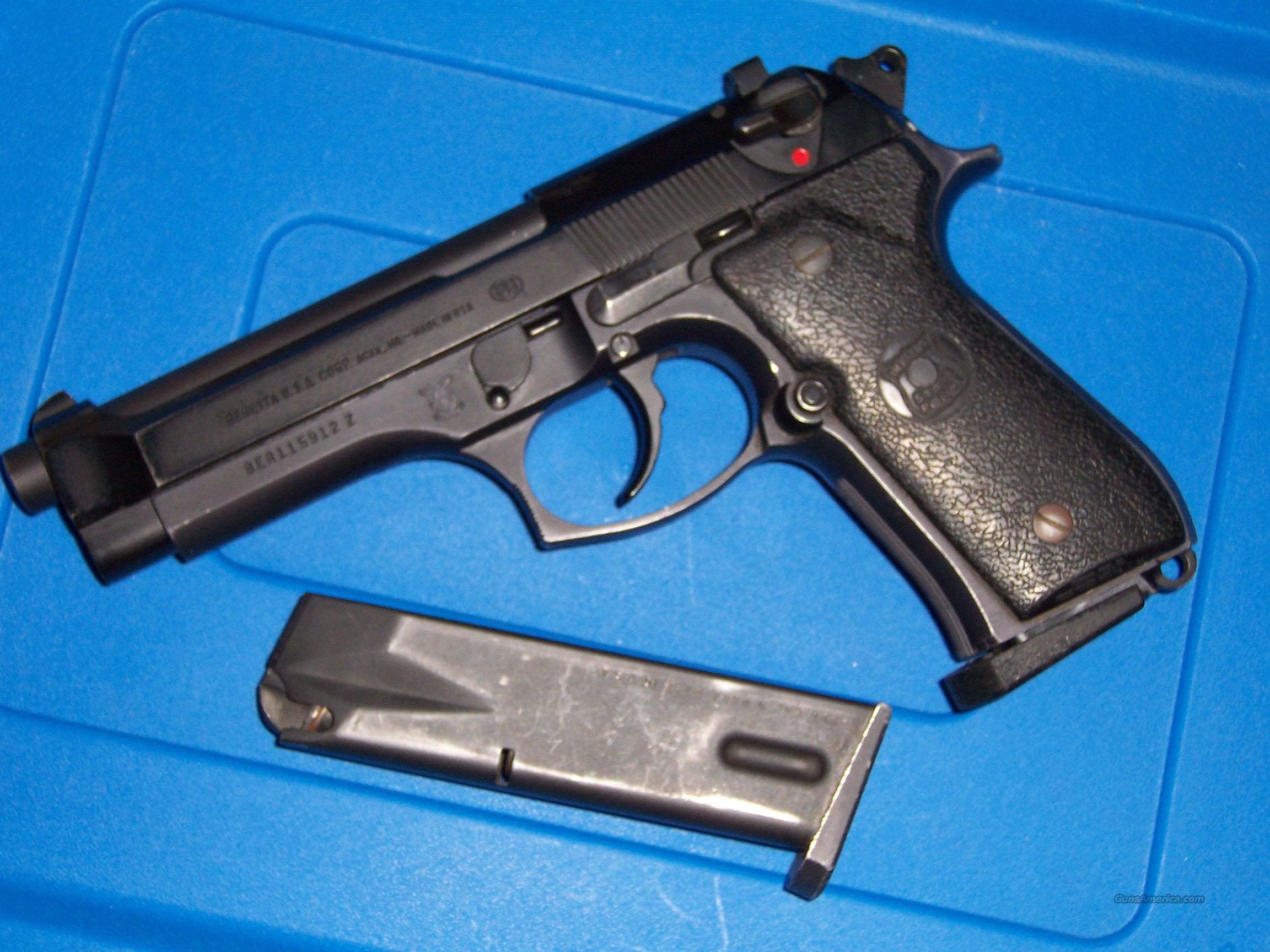 BERETTA 92G OFFICIAL LAW ENFORCEMENT PISTOL  Guns > Pistols > Beretta Pistols > Model 92 Series