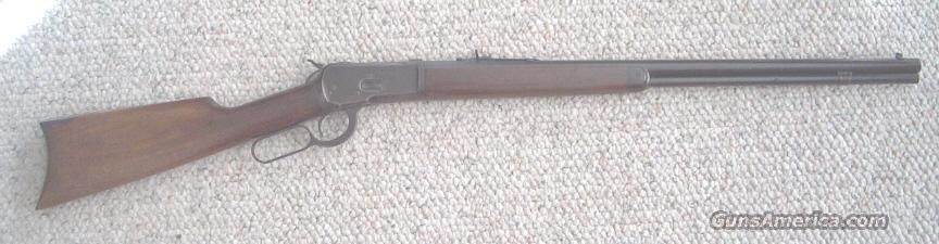 ORIGINAL 1892 WINCHESTER RIFLE  Guns > Rifles > Winchester Rifles - Modern Lever > Other Lever > Pre-64