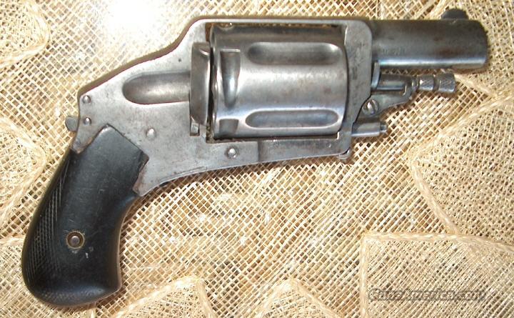 FRENCH RESISTANCE HIDEAWAY REVOLVER  Guns > Pistols > Antique (Pre-1899) Pistols - Ctg. Misc.