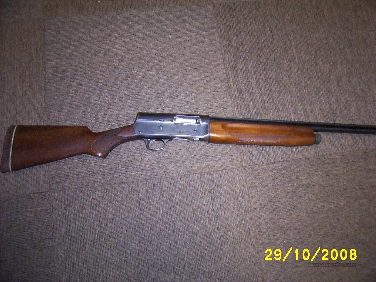 MODEL 11  Guns > Shotguns > Remington Shotguns  > Autoloaders > Hunting