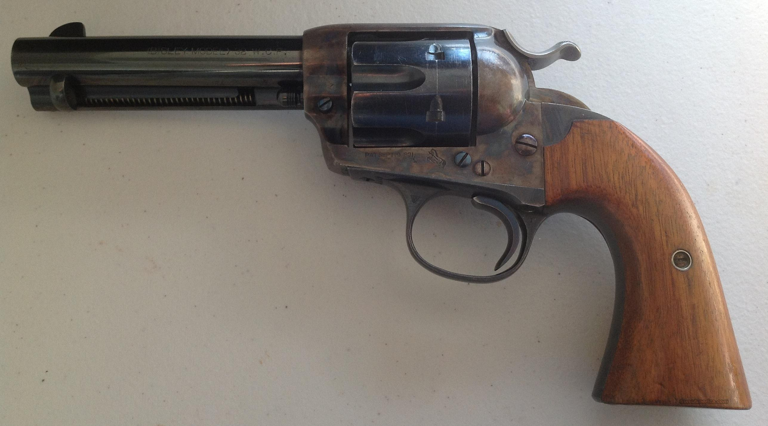 Colt Bisley SAA  Guns > Pistols > Colt Single Action Revolvers - 1st Gen.