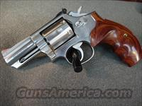 Smith and Wesson Model 66-3  3 inch Barrel  Guns > Pistols > Smith & Wesson Revolvers > Full Frame Revolver