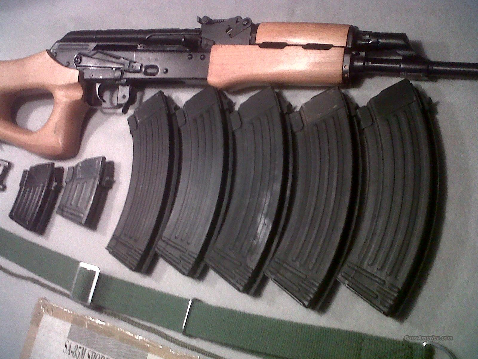 Hungarian   Guns > Rifles > AK-47 Rifles (and copies) > Full Stock