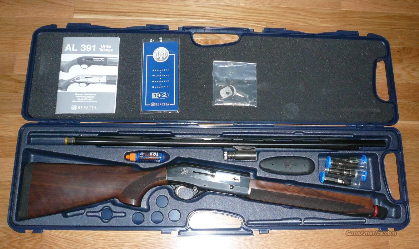 Beretta, AL 391 Urika (Optima), 20-Gauge  Guns > Shotguns > Beretta Shotguns > Autoloaders > Trap/Skeet