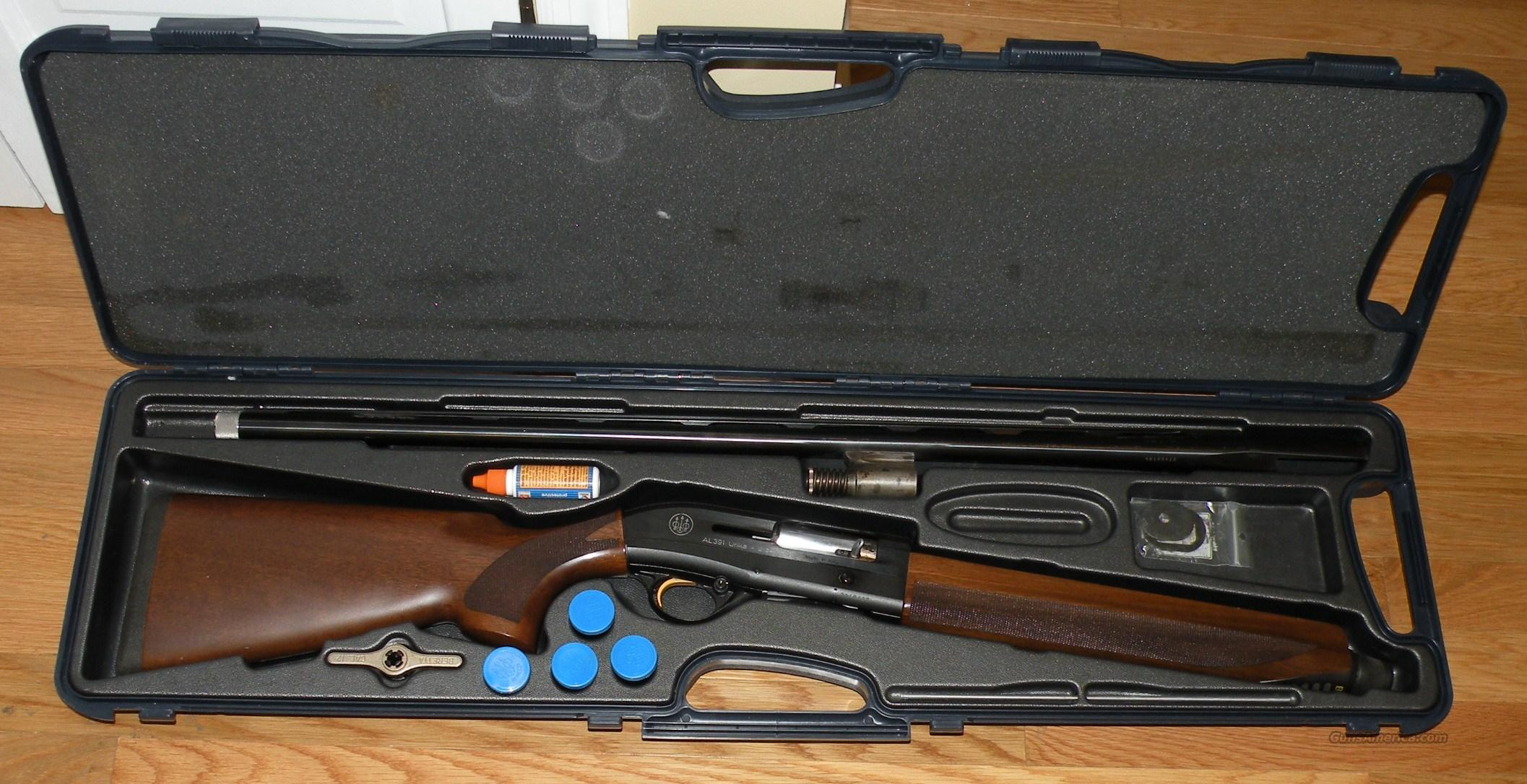 "BERETTA 391 URIKA SPORTING, 30"" BARREL  Guns > Shotguns > Beretta Shotguns > Autoloaders > Trap/Skeet"