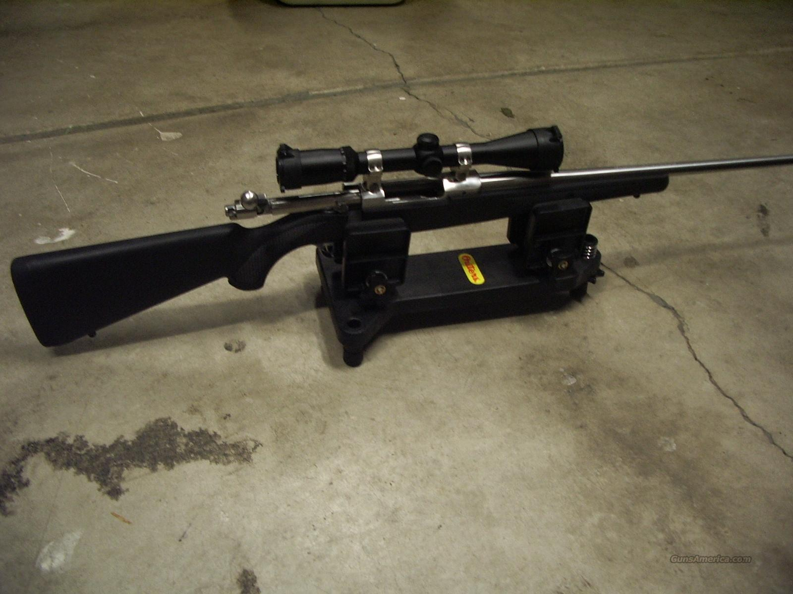 300 WSM stainless ruger MKII M77 with burris scope  Guns > Rifles > Ruger Rifles > Model 77