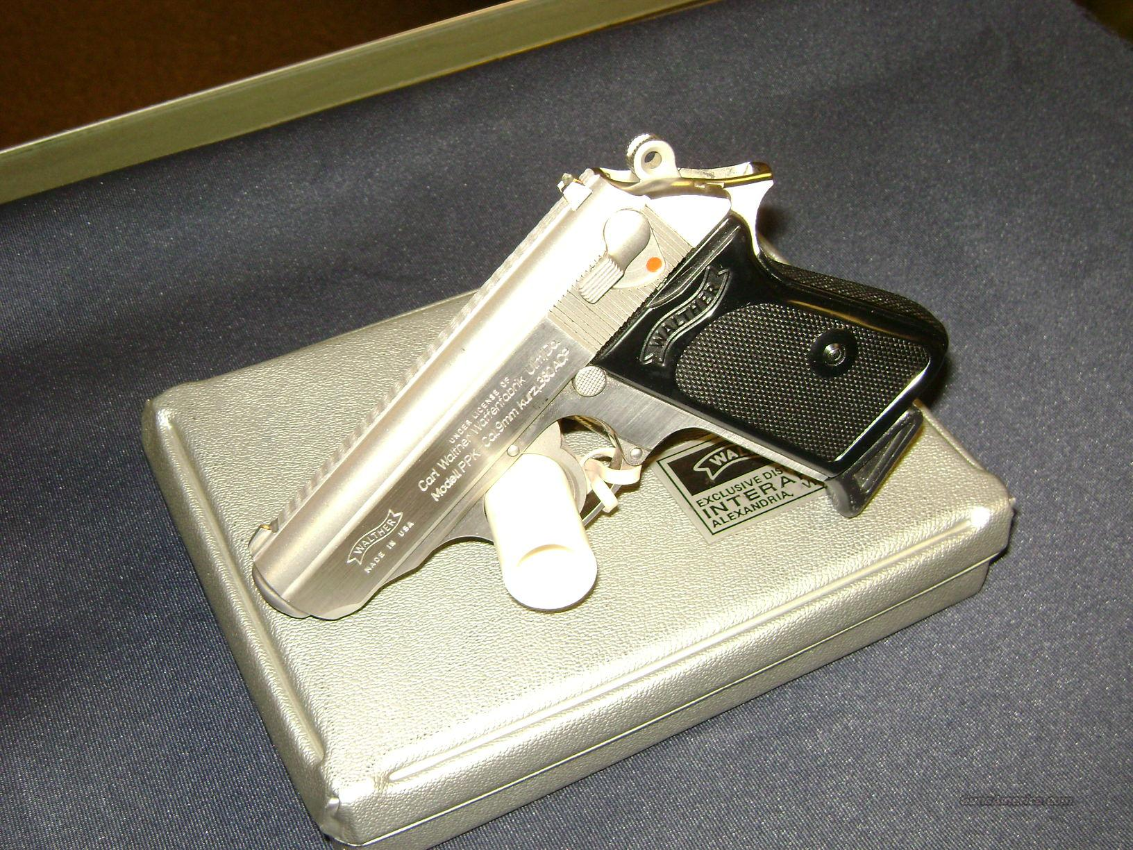 Walther PPK .380 Pistol  Guns > Pistols > Walther Pistols > Post WWII > PP Series