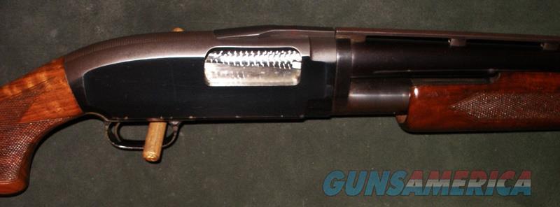 WINCHESTER, PIGEON GRADE MODEL 12, 12GA TRAP SHOTGUN  Guns > Shotguns > Winchester Shotguns - Modern > Pump Action > Trap/Skeet
