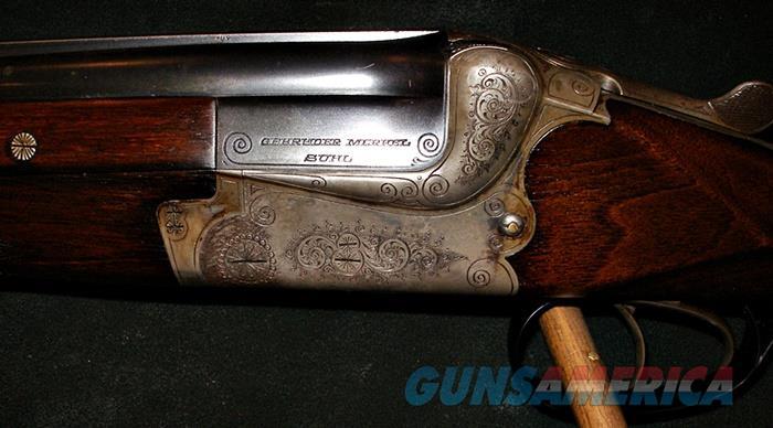 MERKEL, 201E 20GA O/U SHOTGUN  Guns > Shotguns > Merkel Shotguns