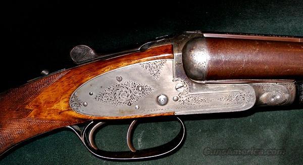 FRANCOTTE SIDELOCK 12GA ,S/S  Guns > Shotguns > Francotte Shotguns
