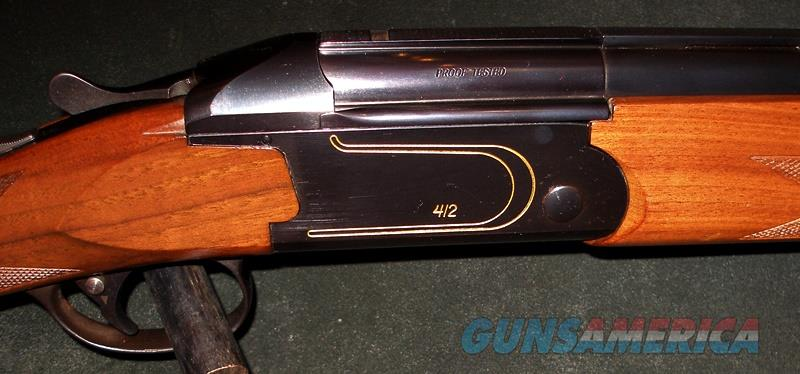 VALMET 412 MODEL COMBO 12GA O/U SHOTGUN & 3006 & 357 WIN O/U RIFLE   Guns > Shotguns > Valmet Shotguns