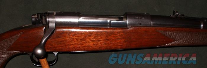 WINCHESTER 1950 MODEL 70 257 ROBERTS   Guns > Rifles > Winchester Rifles - Modern Bolt/Auto/Single > Model 70 > Pre-64