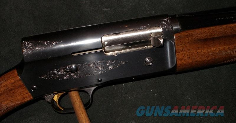 BROWNING A5 LIGHT TWENTY 20GA SEMI AUTOMATIC SHOTGUN  Guns > Shotguns > Browning Shotguns > Autoloaders > Hunting