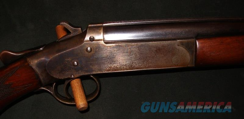 IVER JOHNSON CHAMPION MATTED RIB HAMMER SINGLE SHOT 20GA   Guns > Shotguns > Iver Johnson Shotguns