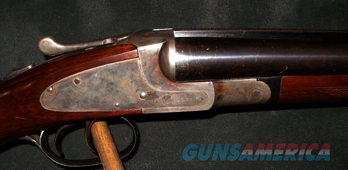 L.C. SMITH FEATHERWEIGHT SIDELOCK 16GA S/S SHOTGUN  Guns > Shotguns > L.C. Smith Shotguns